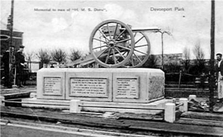 Devonport Royal Marines Memorial